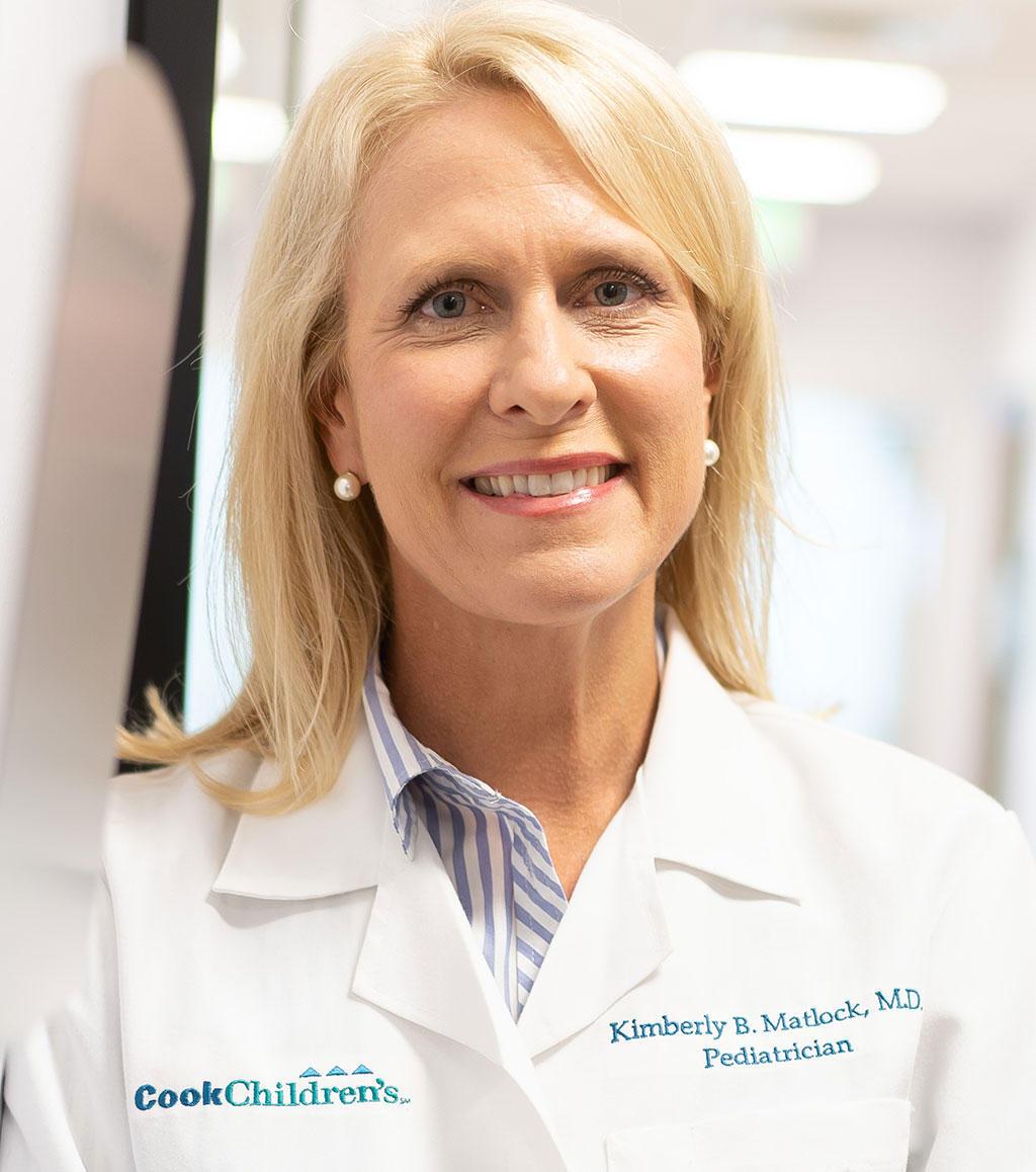 Headshot of Kimberly Matlock