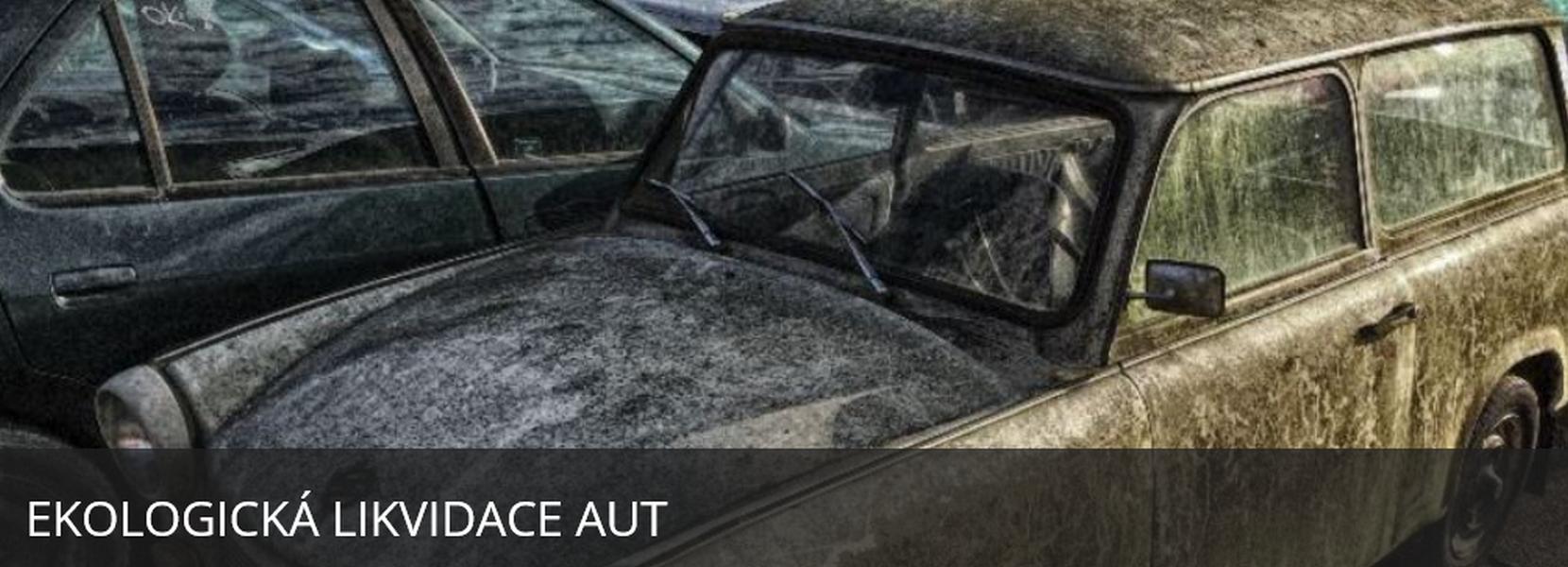 Ekologická likvidace autovraků - Josef Vilímek