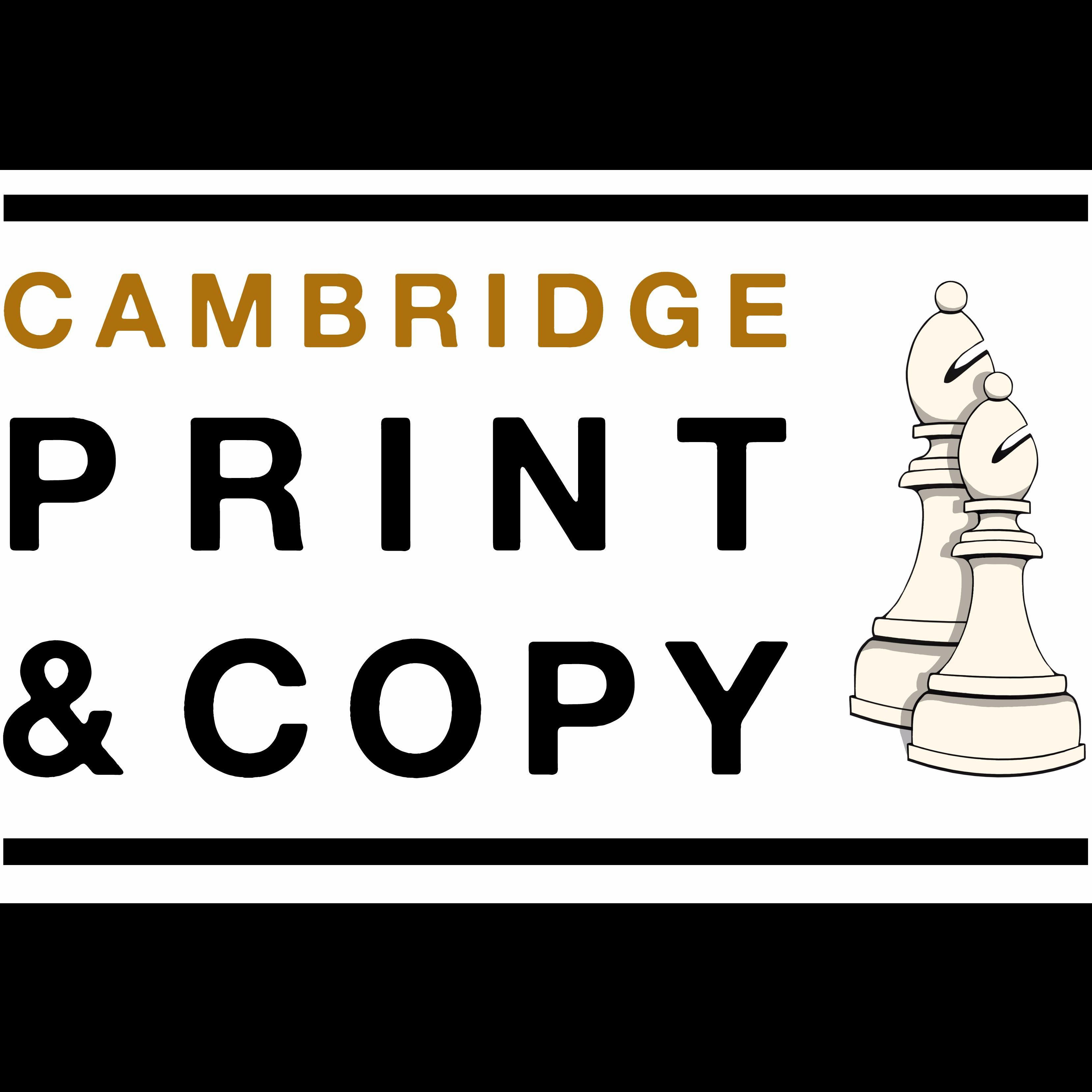 Cambridge Print & Copy Ltd. - Cambridge, Cambridgeshire CB1 7ED - 01223 211554 | ShowMeLocal.com