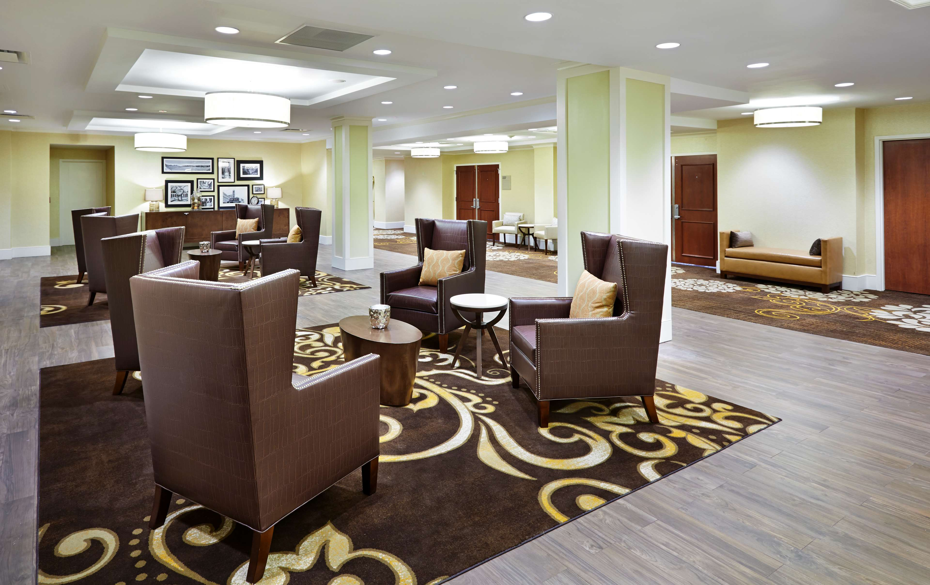 Courtyard Marriott Silver Spring Downtown Meeting Rooms