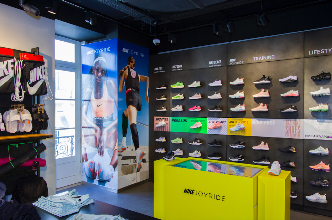 Nike Store Chiado Desporto, Desporto | GUIA DAS MELHORES