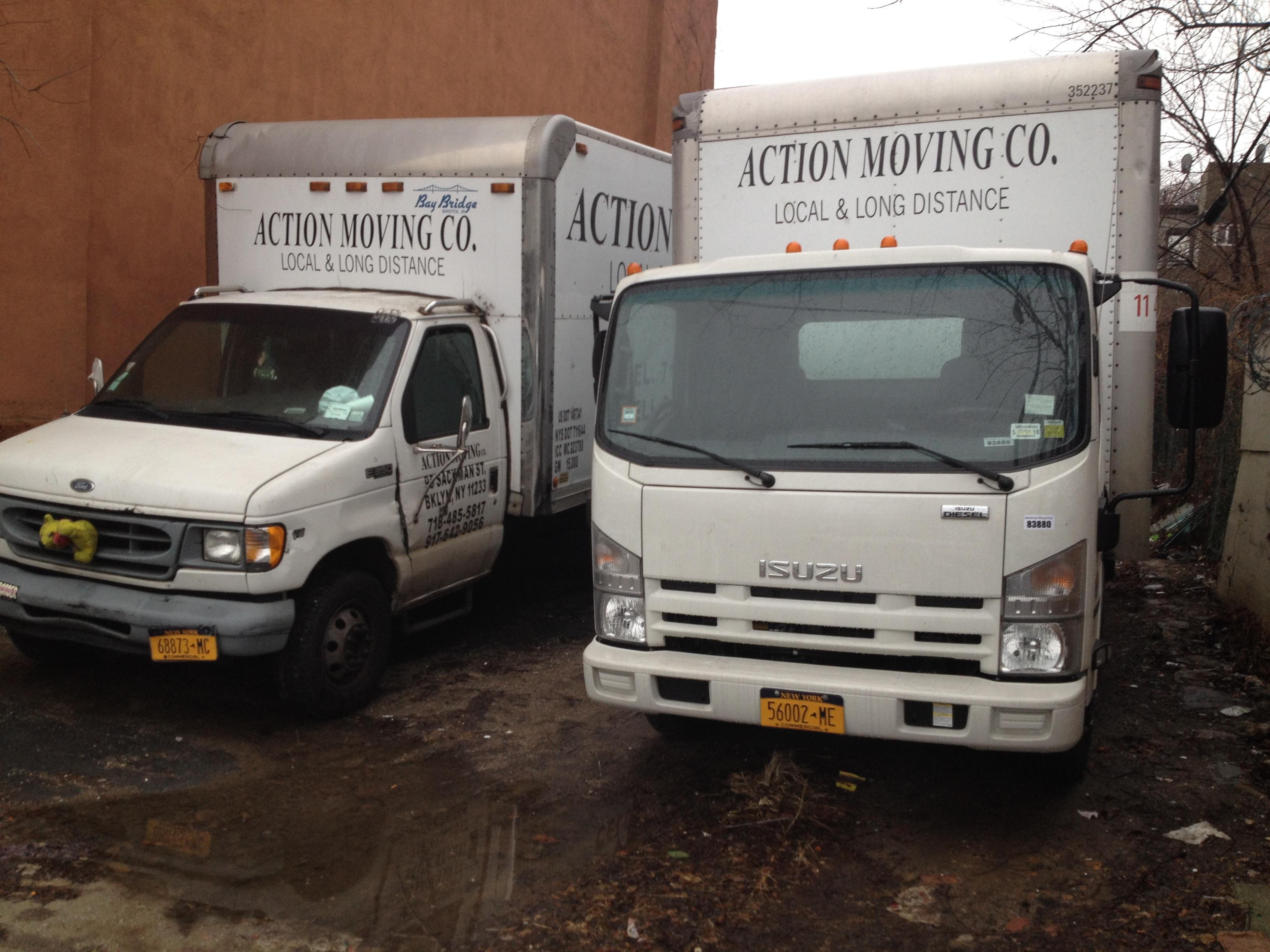 Action Moving Company Local and Long Distance