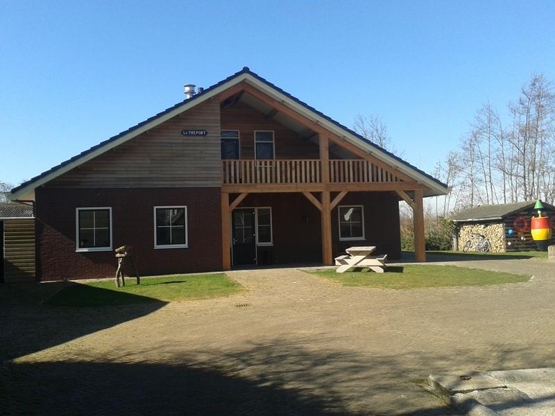 Appartement Camping Groepsaccommodatie Boerderij Kooiplaats
