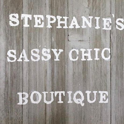 Stephanie's Sassy Chic Boutique