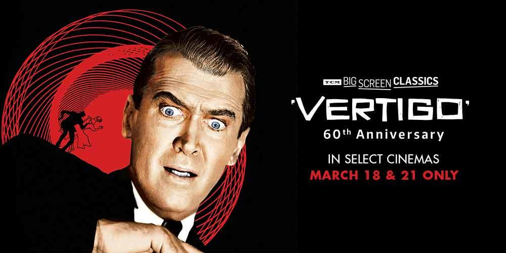TCM Big Screen Classics: Vertigo