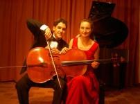 Duo Celliano Live Muziek en Les