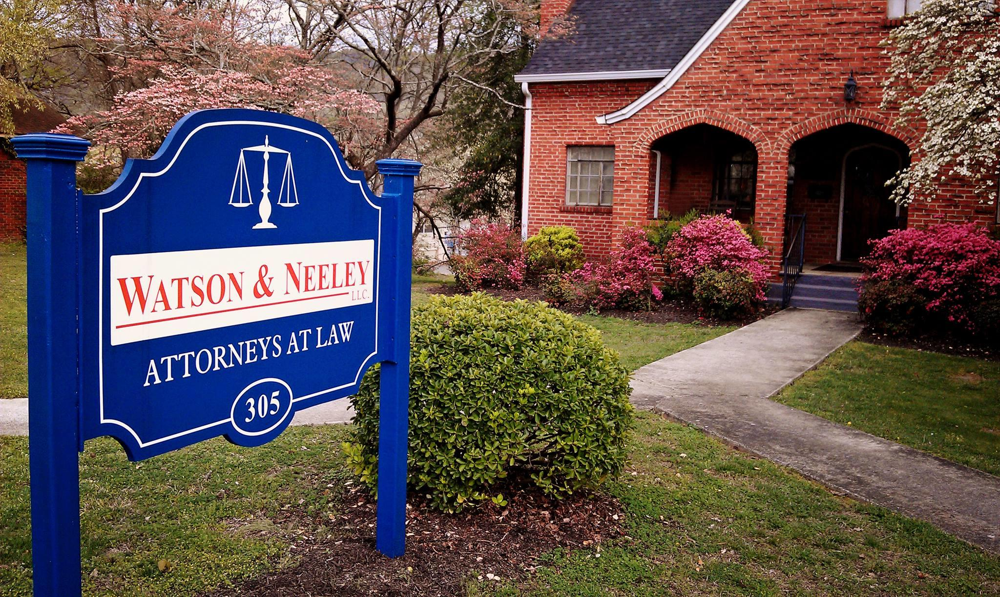 Watson & Neeley, LLC - Fort Payne, AL - Attorneys