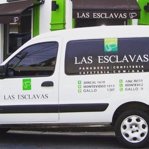 CONFITERIA LAS ESCLAVAS