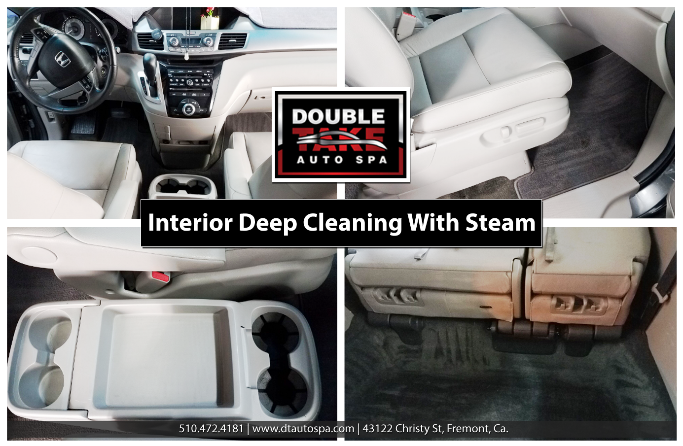 Doubletake Auto Spa Coupons Near Me In Fremont 8coupons