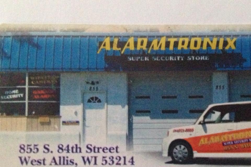 Alarmtronix in milwaukee wi 53214 for Milwaukee motor vehicle department