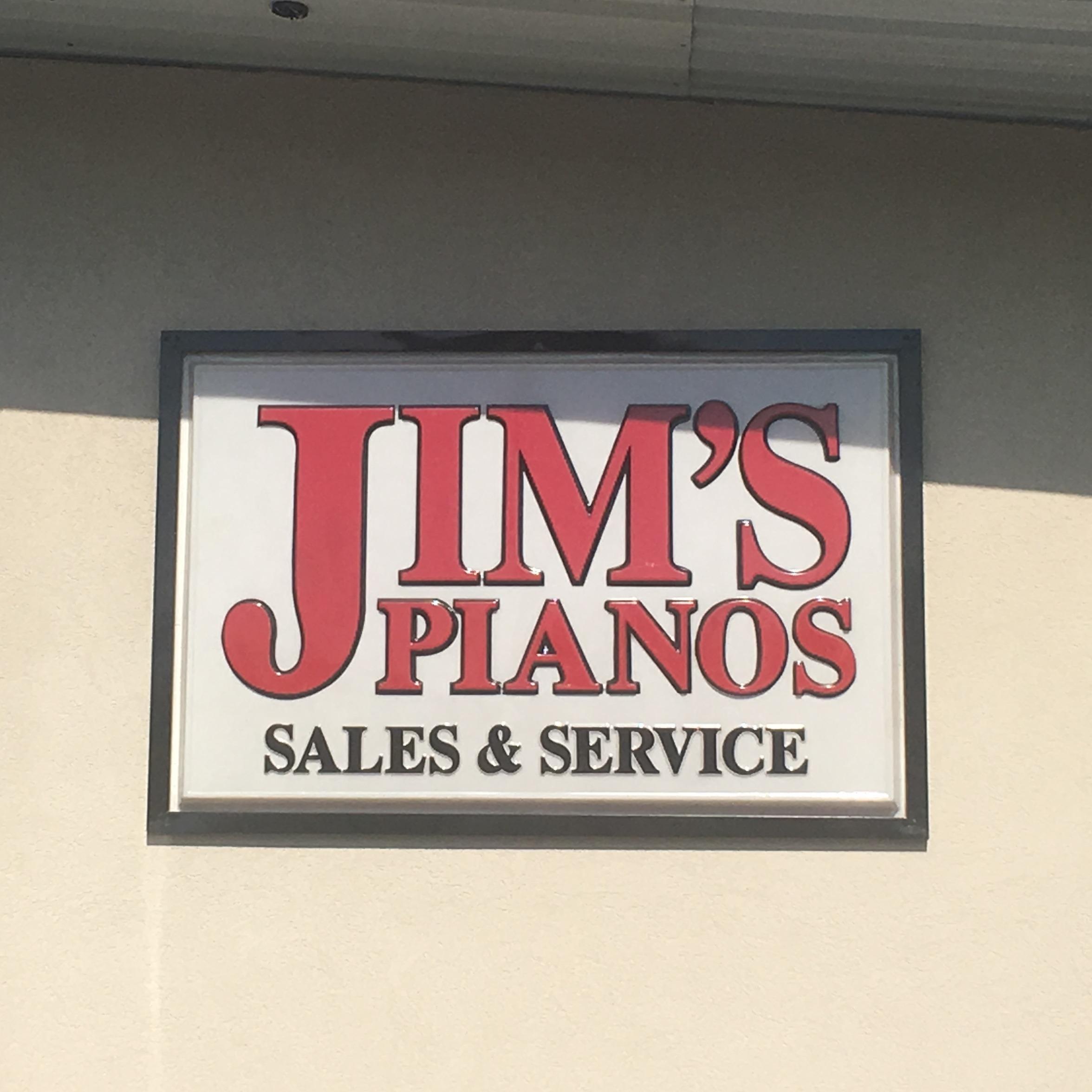 Jim's Pianos & Tuning Service