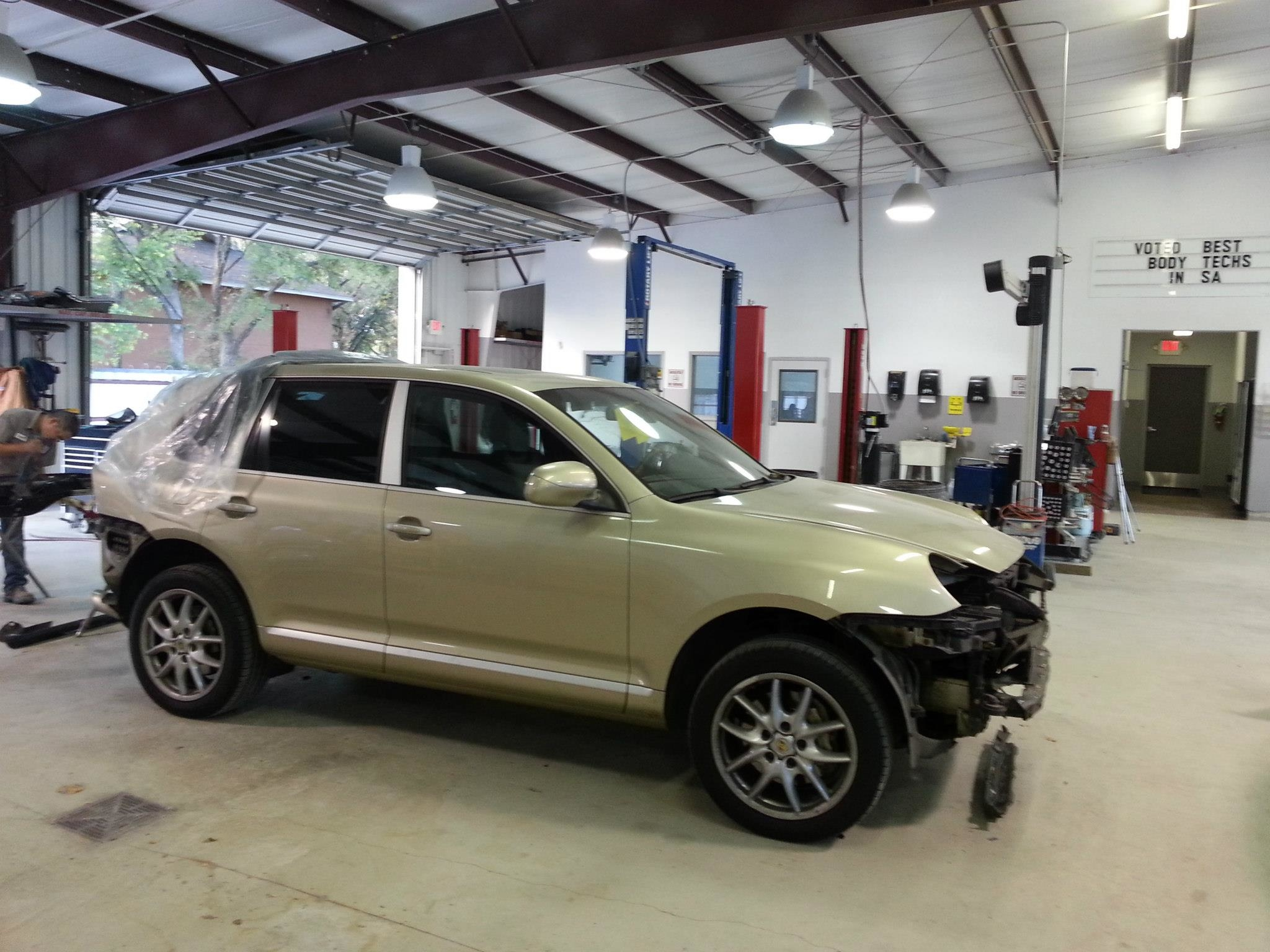 Car Collision Repair San Antonio