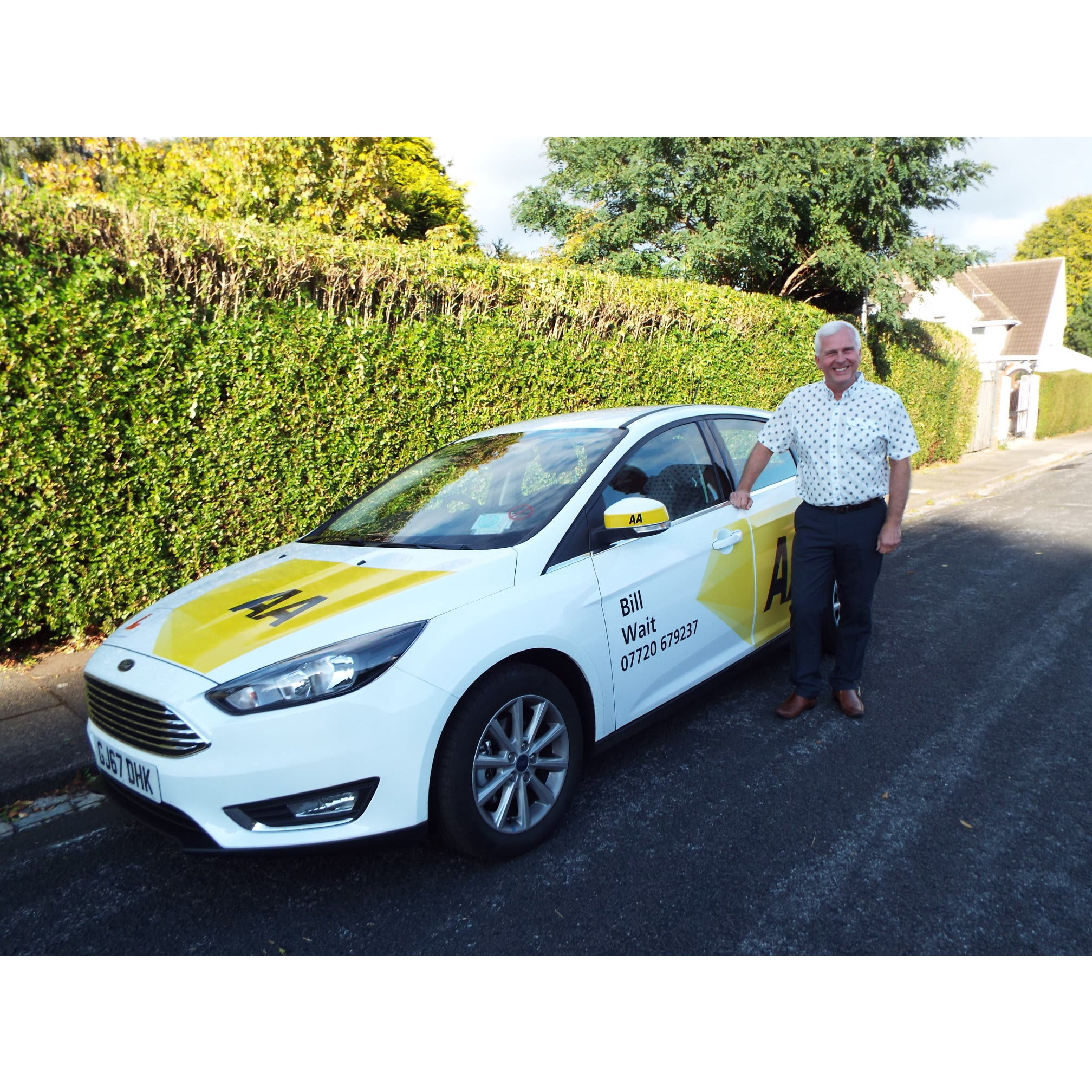 Bill Wait Driving Instructor - Billingham, North Yorkshire TS23 1BZ - 07720 679237 | ShowMeLocal.com