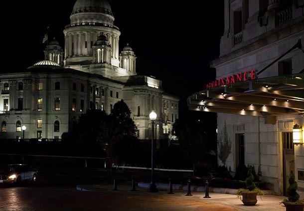 Marriot Renaissance Providence Rhode Island