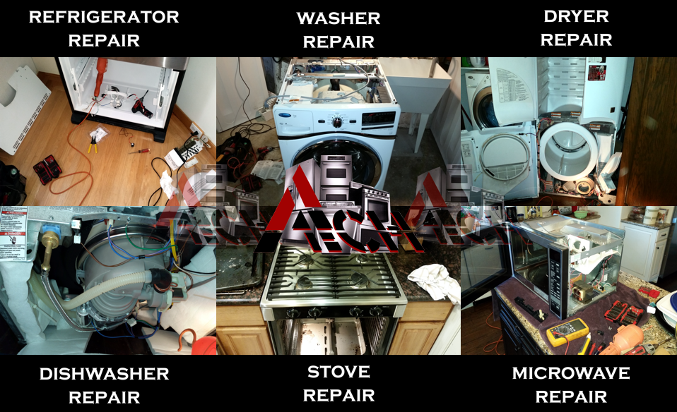 Dishwasher Repair Service : Atech appliance technician repair service san francisco