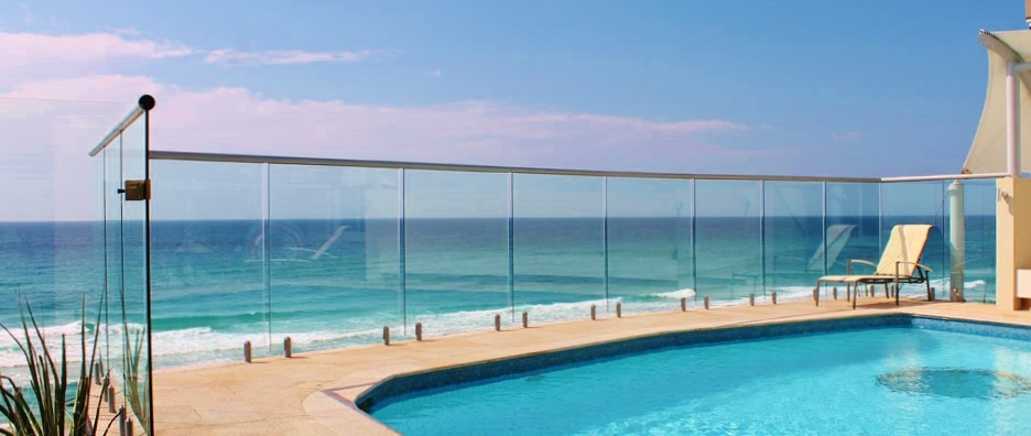 Safeguard Mesh Amp Glass Pool Fence Company In San Diego Ca