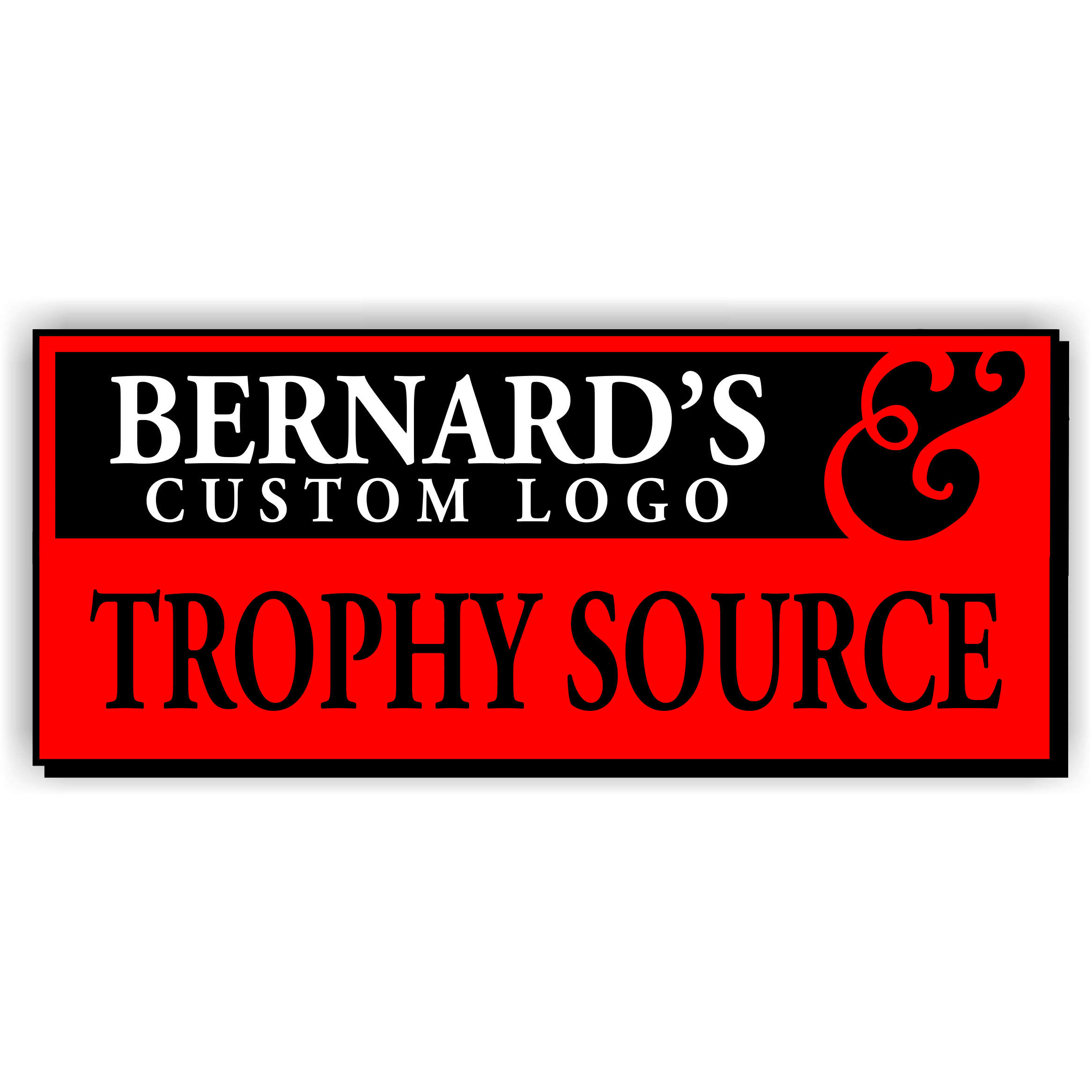 Bernards Custom Logo