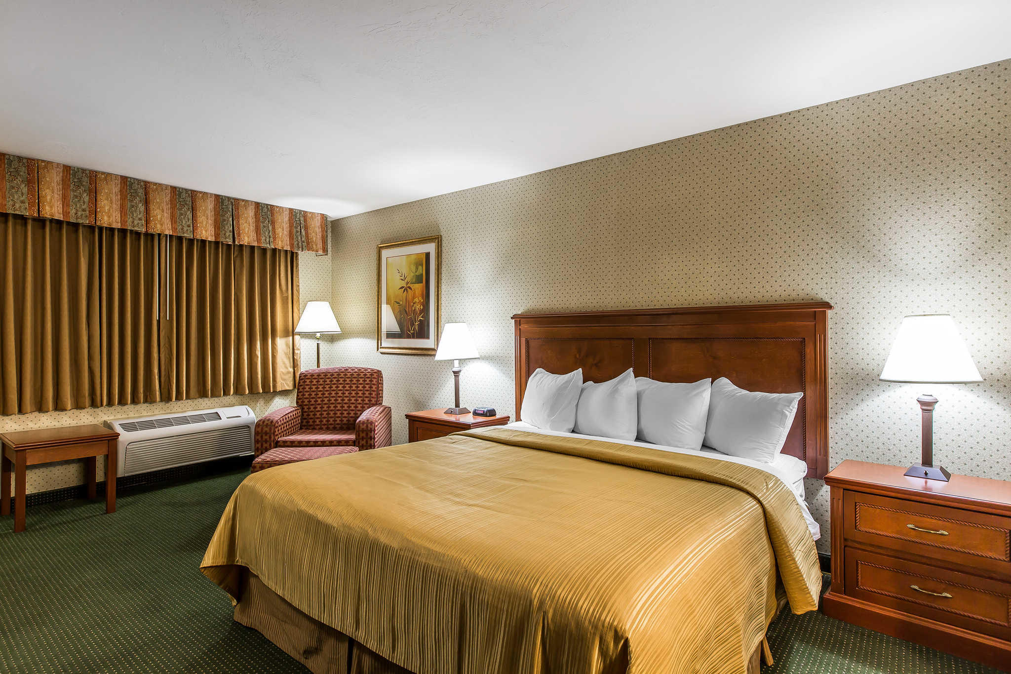 Quality Inn Near China Lake Naval Station Ridgecrest UnitedStates