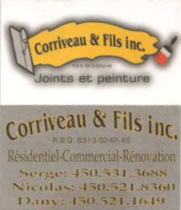 Corriveau Et Fils Inc