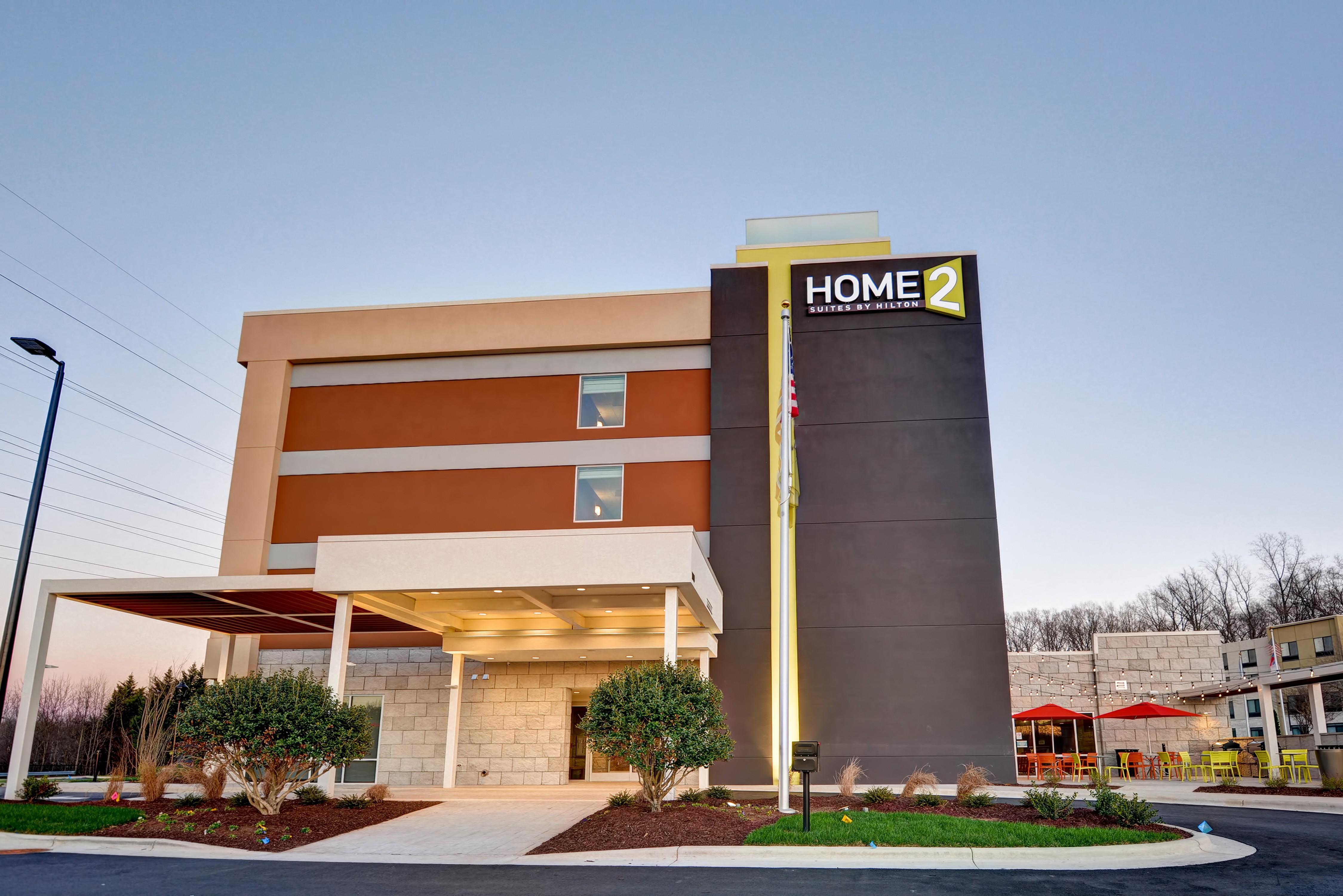 Home2 Suites By Hilton Winston Salem Hanes Mall Winston Salem North Carolina Nc