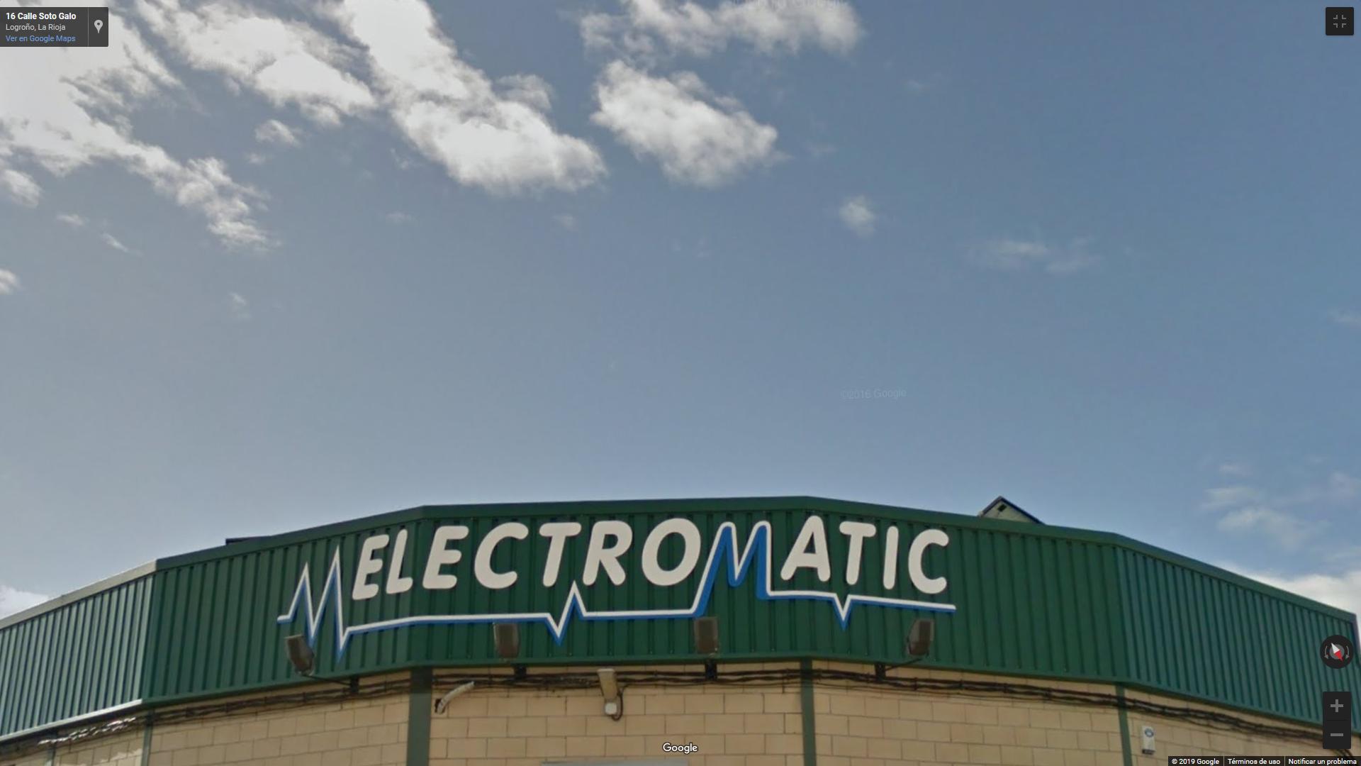 ELECTROMATIC PALACIOS