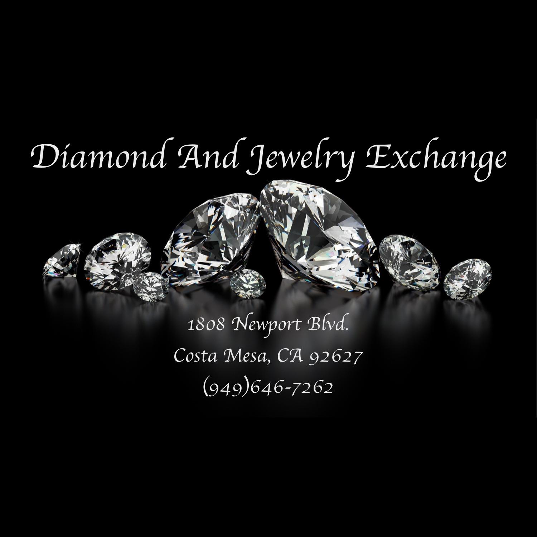 Diamond And Jewelry Exchange - Costa Mesa, CA - Pawnshops