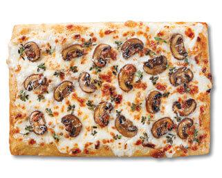 Funghi alla Fontina Pizza made by P.ZA Kitchen.