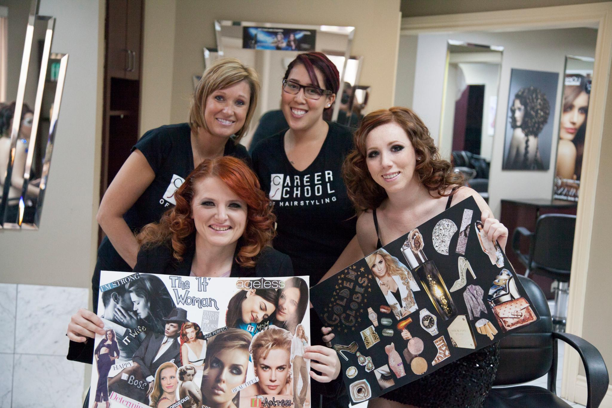 Career School of Hairstyling