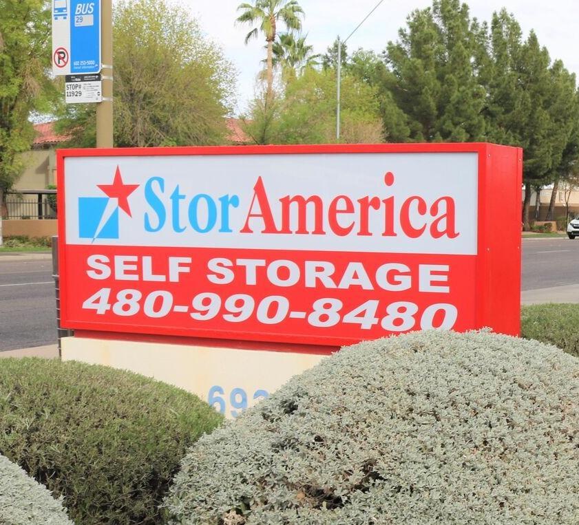 StorAmerica on Thomas Rd in Scottsdale, AZ