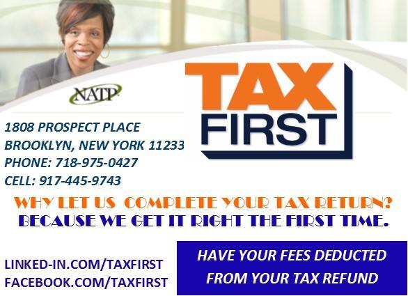 TAX First, LLC