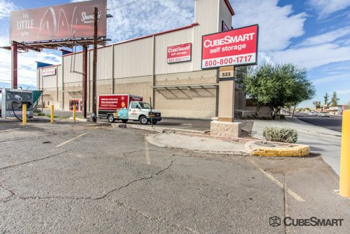 CubeSmart Self Storage - Phoenix, AZ 85020 - (602)233-5353 | ShowMeLocal.com