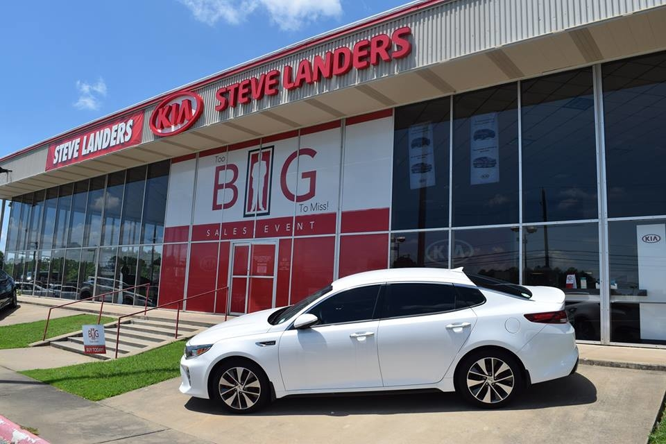 Steve Landers Kia Little Rock Arkansas AR