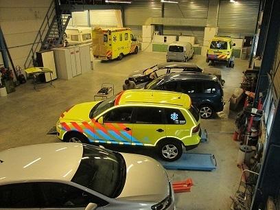 Autoschadeherstelbedrijf Belgers