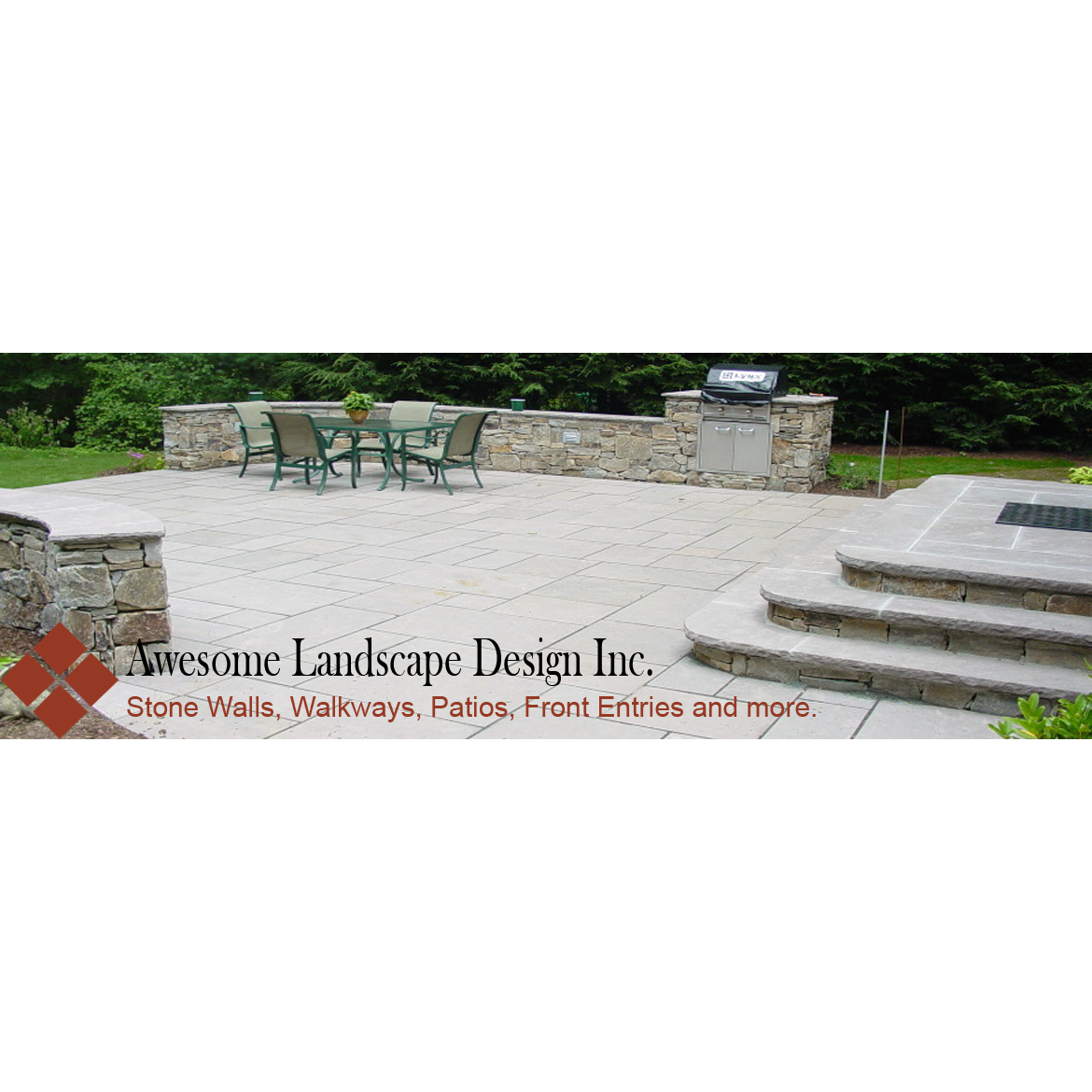 Awesome landscape design inc in westborough ma 01581 for Landscape design inc