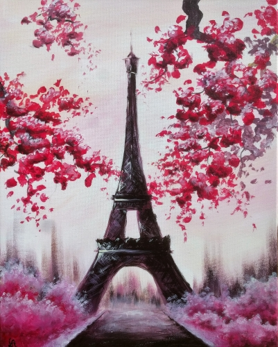 Paint Nite - STACKED 01/15/2019