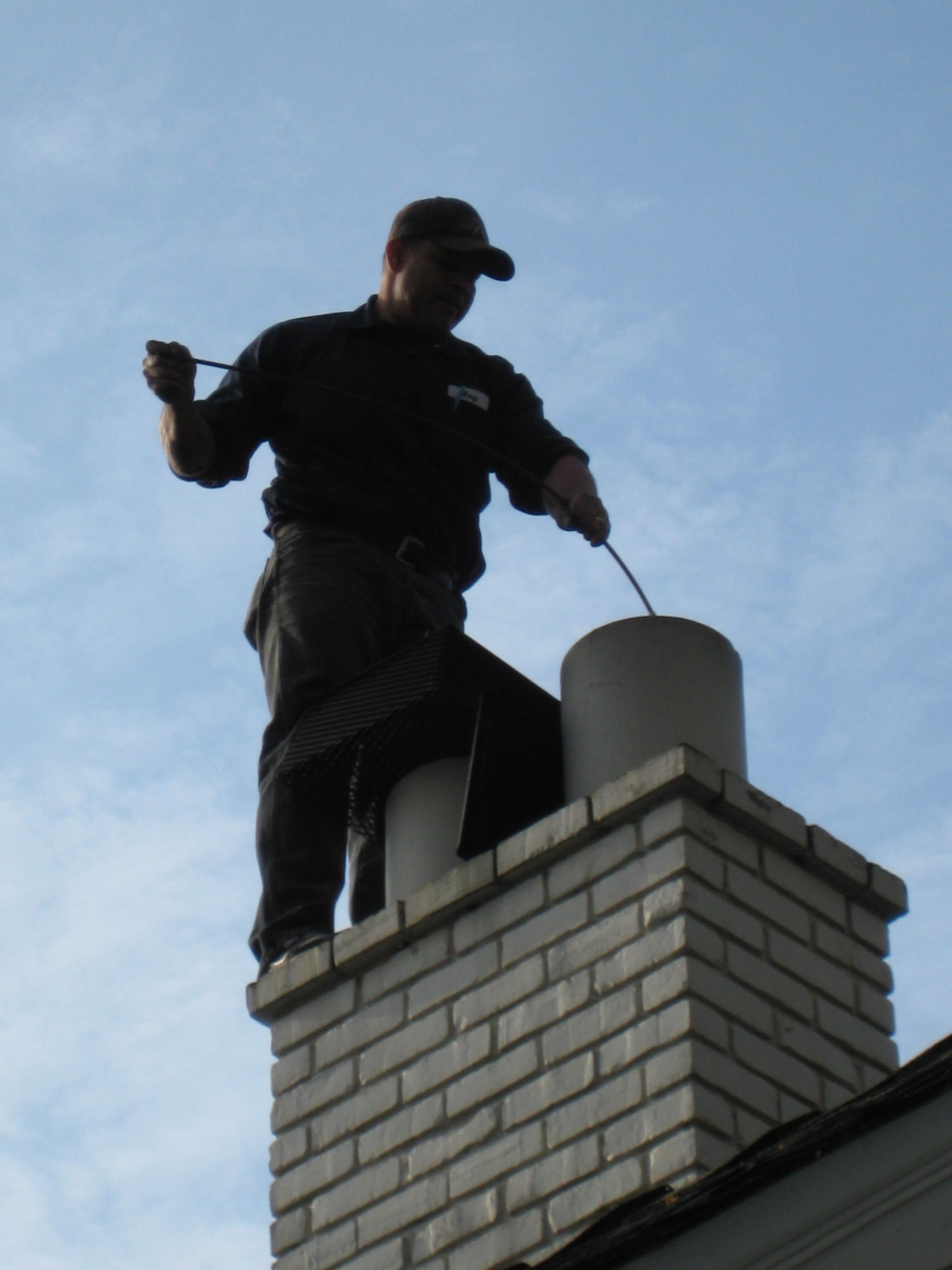 Clean Sweep Chimney Amp Dryer Vent Service Company Profile