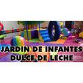 JARDIN DE INFANTES DULCE DE LECHE