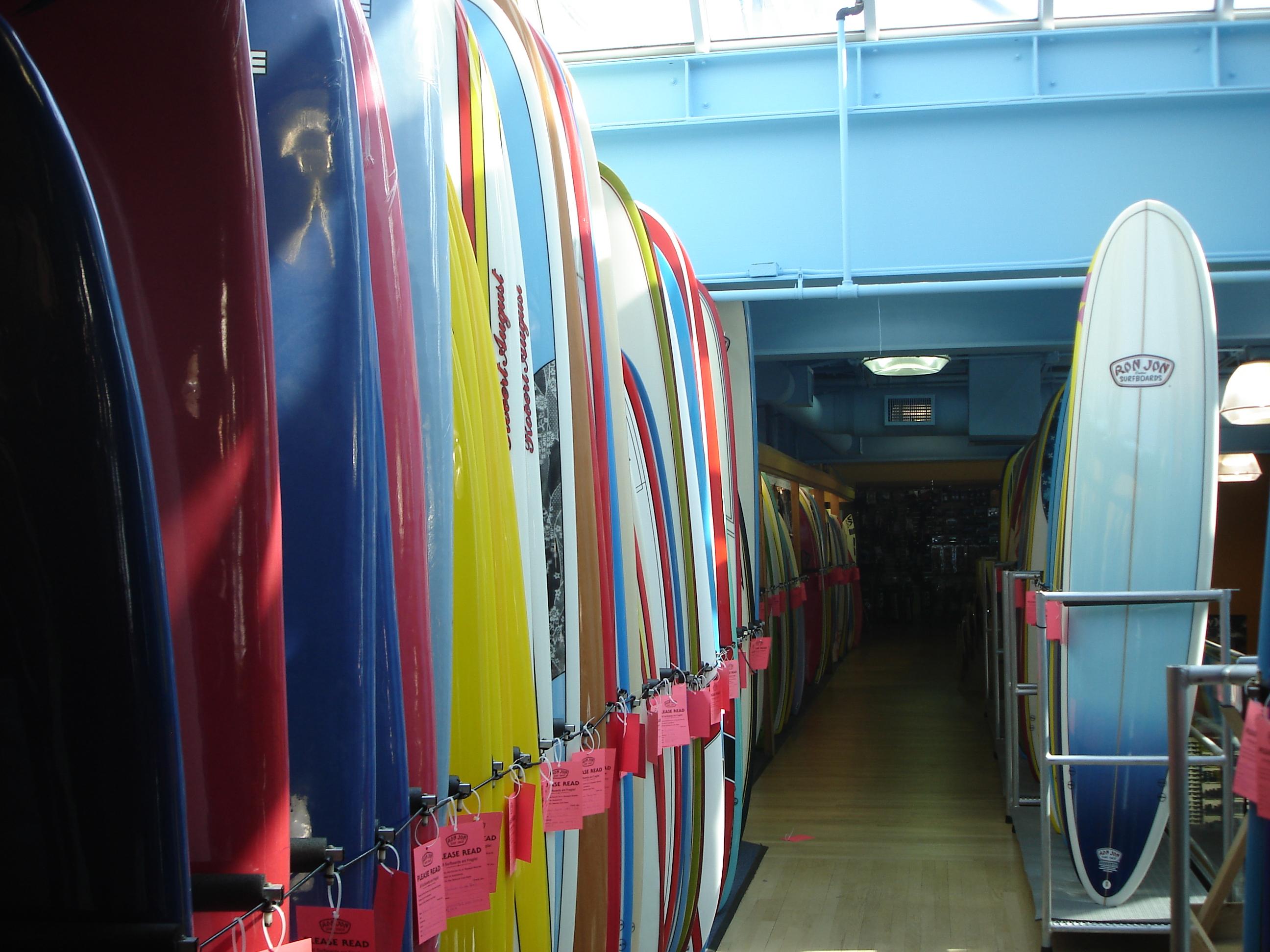 Ron Jon Surf Shop - Beach Haven, NJ