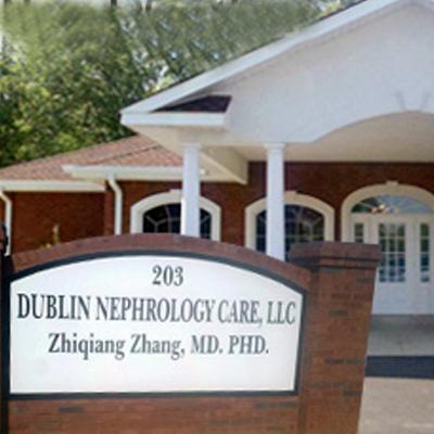 Dublin Nephrology Care, LLC- Zhang, Zhiqiang M.D., Phd