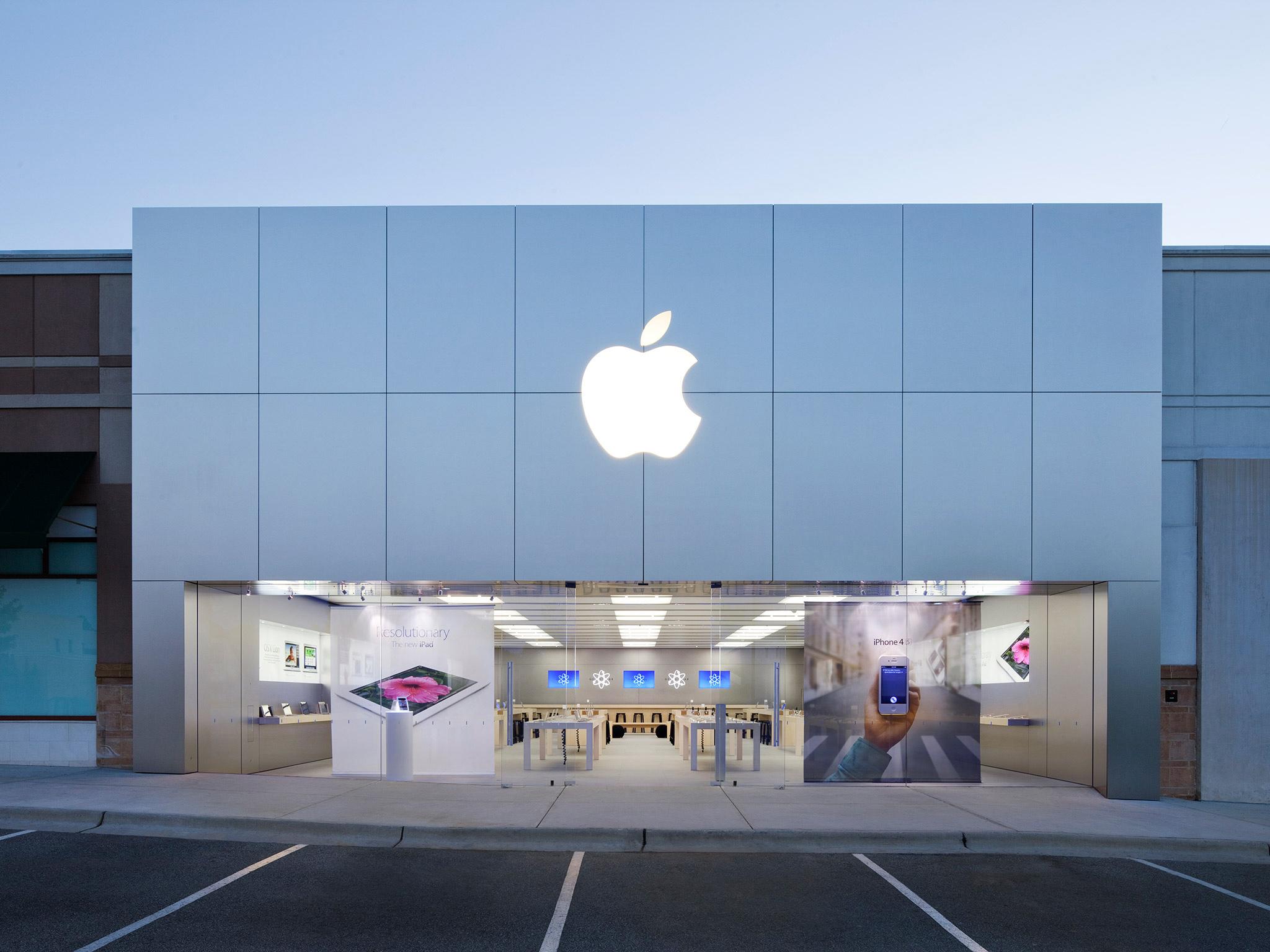 Apple Friendly Center