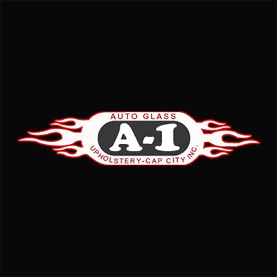 A-1 Auto Glass, Upholstery & Cap City Inc.