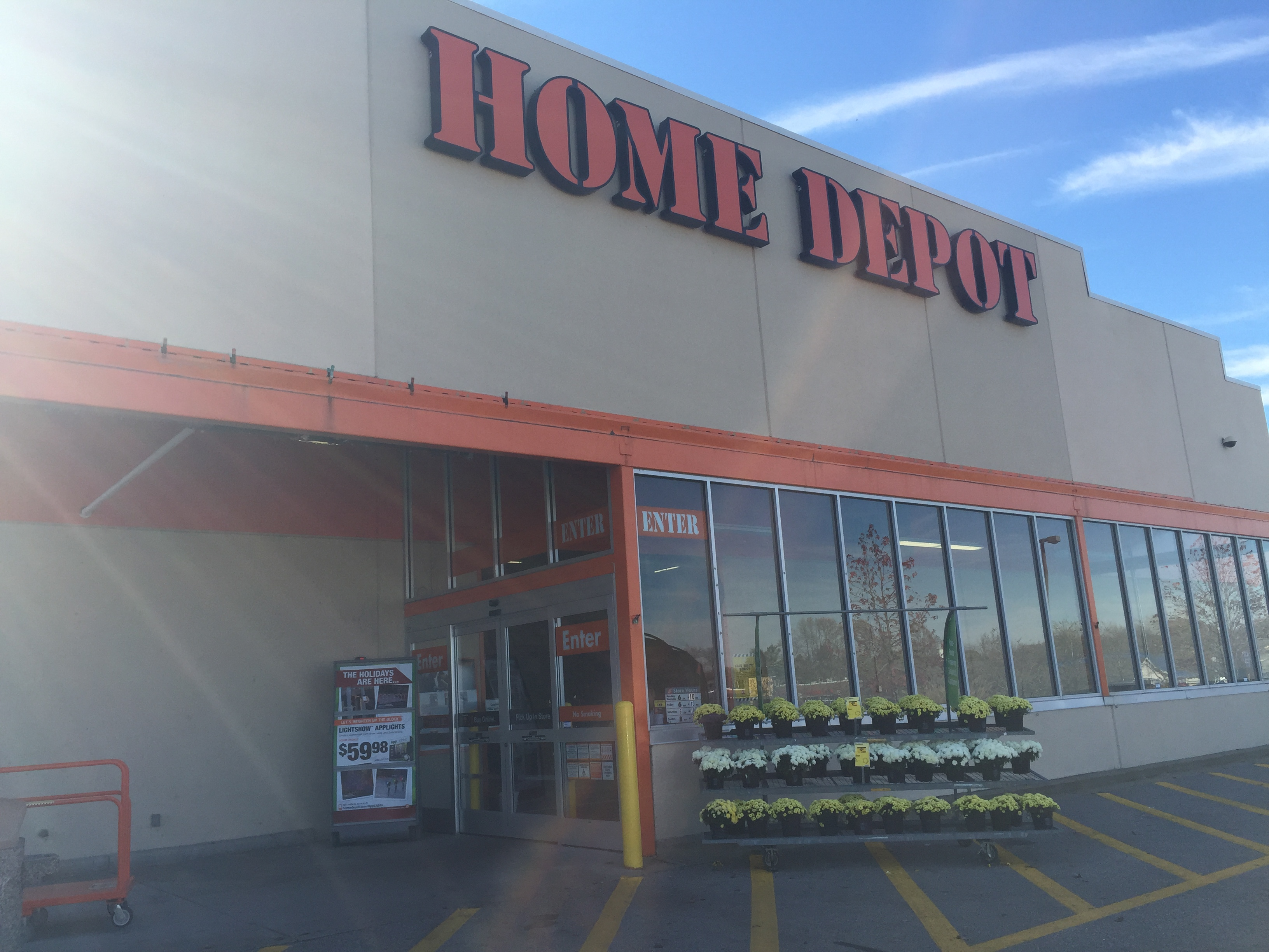 The Home Depot In Evansville In 47712
