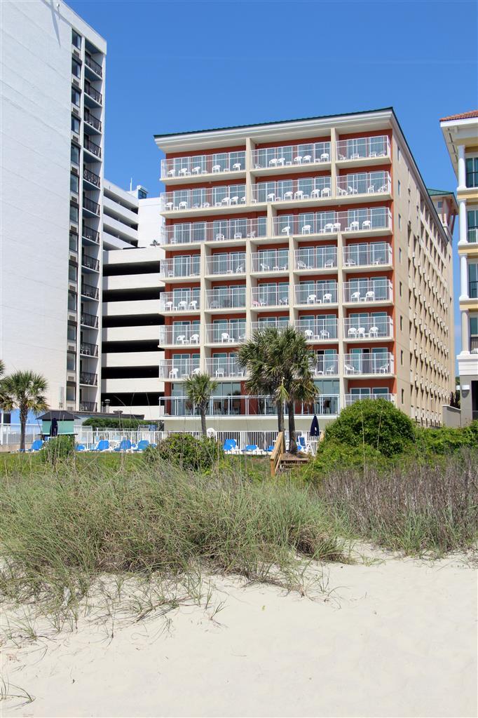 Sea Palms Motel Myrtle Beach South Carolina