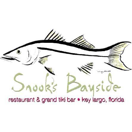 Snook's Bayside Restaurant & Grand Tiki - Key Largo, FL - Restaurants