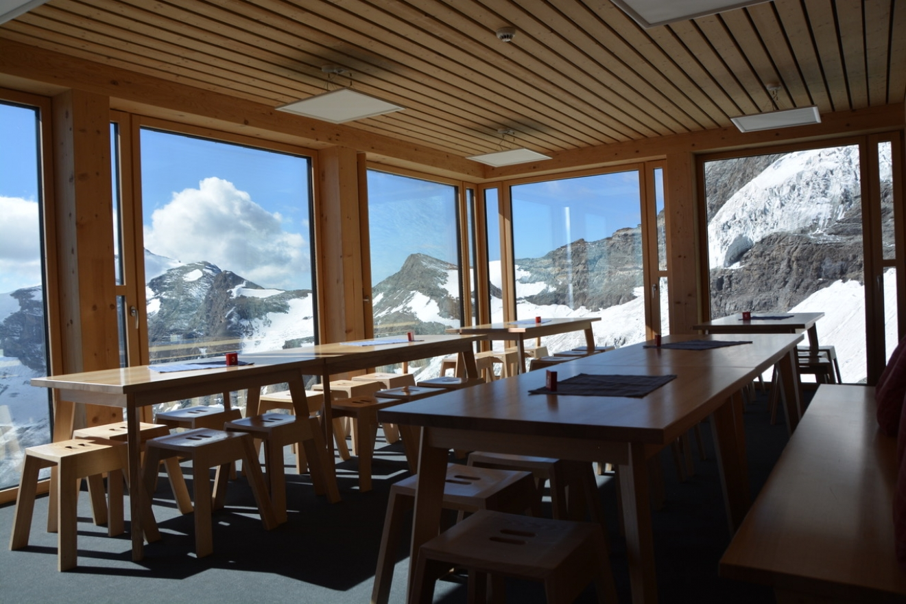 Hörnlihütte Zermatt - Base Camp Matterhorn