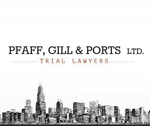 Pfaff, Gill & Ports, Ltd - ad image