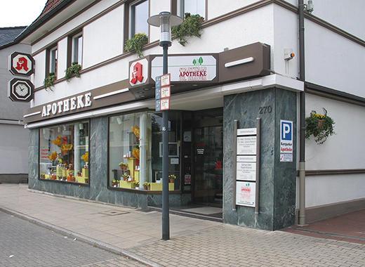 Stadtwald-Apotheke S. Kruse e. K.