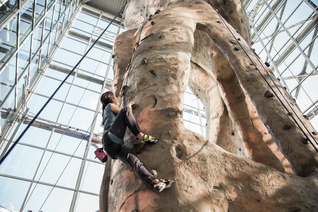 The Climb/Yoga Experience