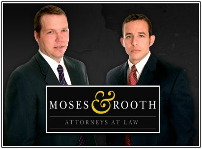 Criminal Attorneys in FL Orlando 32803 Moses and Rooth Attorneys at Law 115 Granada Court.  (407)377-0150