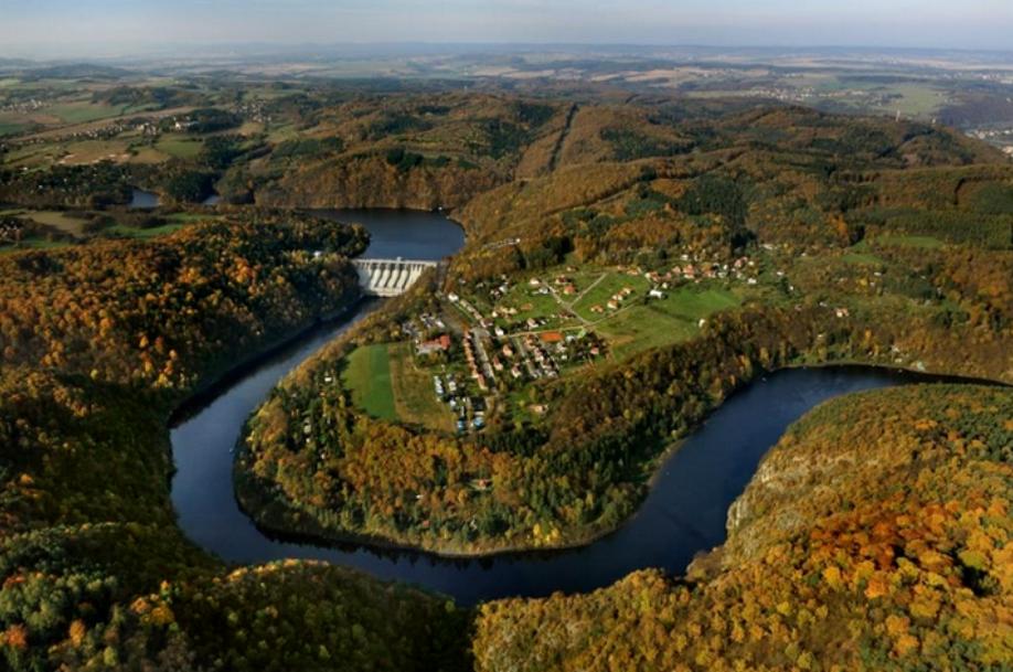 Povodí Vltavy, státní podnik - závod Horní Vltava